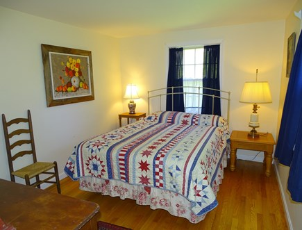 Eastham Cape Cod vacation rental - House first floor queen bedroom