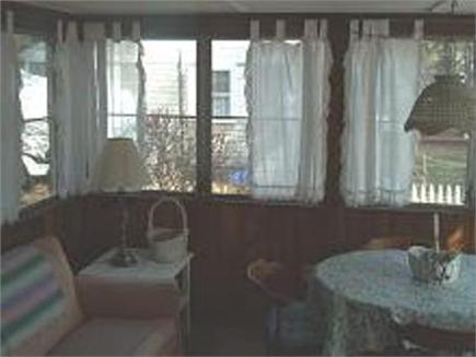 West Dennis Cape Cod vacation rental - Porch