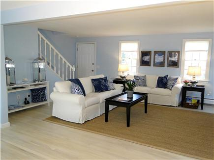 Harwich Cape Cod vacation rental - Hardwood floors throughout house