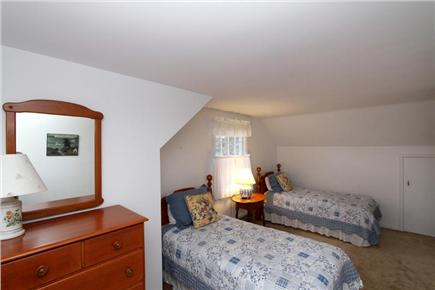 East Orleans Cape Cod vacation rental - 2nd Level-Guest Bedroom with 2 Twins