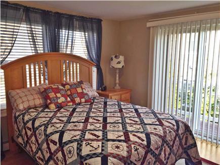 Hyannis Cape Cod vacation rental - Master Bedroom Queen
