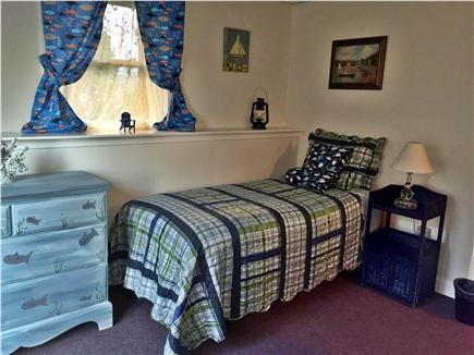 Hyannis Cape Cod vacation rental - Twin Bedroom #6 (Shark Room)