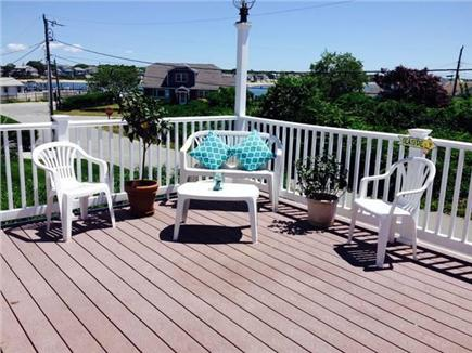 Hyannis Cape Cod vacation rental - Outdoor Seating Area with Views