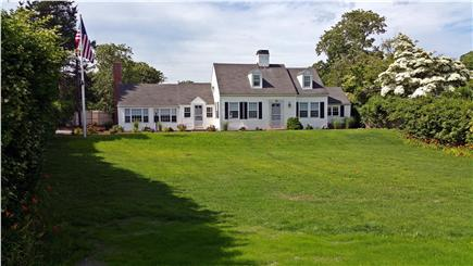 Harwichport Cape Cod vacation rental - Sprawling compound with ample greenspace