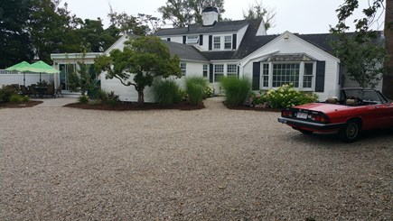 Harwichport Cape Cod vacation rental - Ample parking
