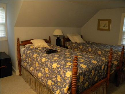 Harwichport Cape Cod vacation rental - Queen and twin beds