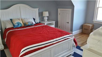 Harwichport Cape Cod vacation rental - Bedroom in upper level of main house
