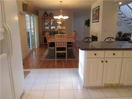Harwich Cape Cod vacation rental - Kitchen looking to Dining