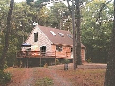 Wellfleet Cape Cod vacation rental - Lovely home hidden away in the woods