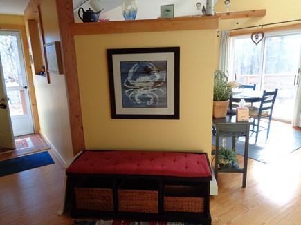 Wellfleet Cape Cod vacation rental - Cheerful Paint & Decor