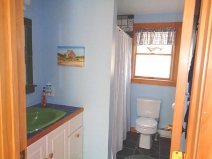 Wellfleet Cape Cod vacation rental - Main Level Restroom