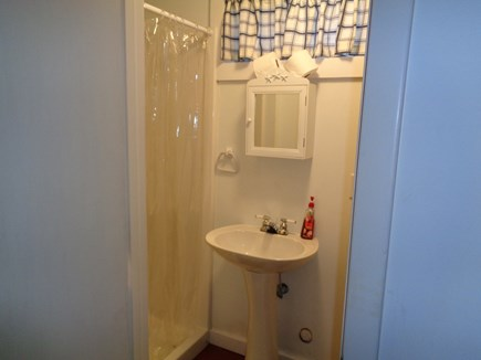 Wellfleet Cape Cod vacation rental - Lower Level Restroom With Shower