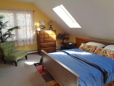 Wellfleet Cape Cod vacation rental - Beautiful Loft Bedroom