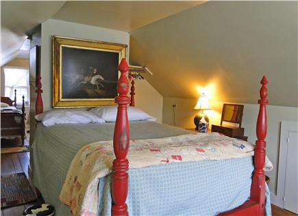 Chatham Cape Cod vacation rental - Full bed upstairs
