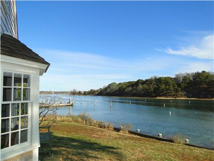 Chatham Cape Cod vacation rental - Enjoy gorgeous panoramic views of Oyster River