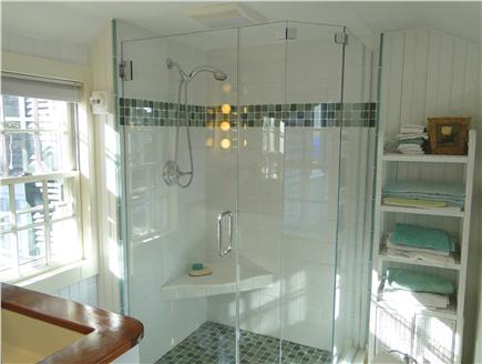 Chatham Cape Cod vacation rental - Newly updated bathroom with walk-in shower