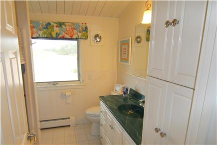 Truro Cape Cod vacation rental - Upstairs Bathroom