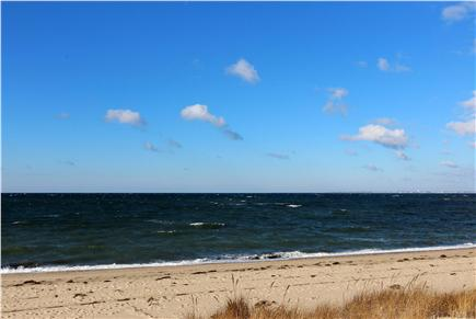 Truro Cape Cod vacation rental - View of Fisher Beach Over Dune