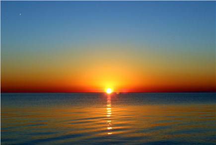 Truro Cape Cod vacation rental - Water Sunsets From Property