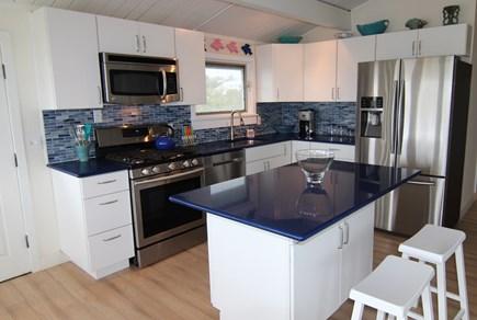 Truro Cape Cod vacation rental - New Kitchen 2017 Season