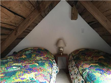 Truro Cape Cod vacation rental - Cosy Loft Bedroom -ideal for children and young adults