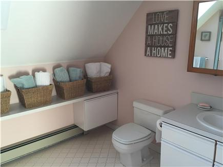 East Falmouth Cape Cod vacation rental - Main Guest Bathroom