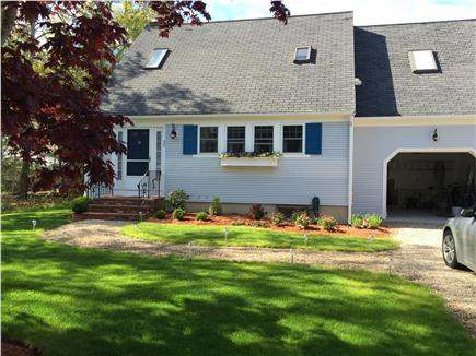 East Falmouth Cape Cod vacation rental - Front view