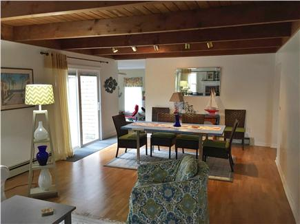 East Falmouth Cape Cod vacation rental - Dining Area