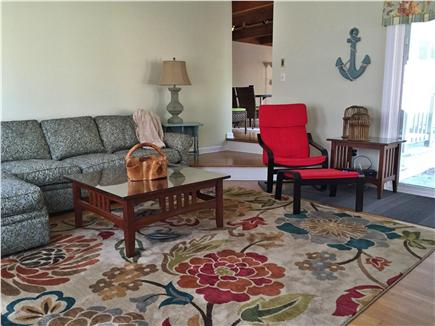 East Falmouth Cape Cod vacation rental - Family Room
