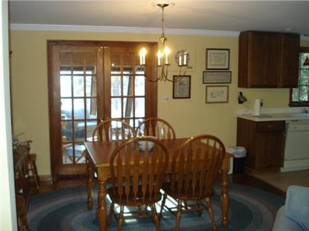 Eastham Cape Cod vacation rental - Dining Area
