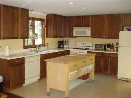 Eastham Cape Cod vacation rental - Large kitchen