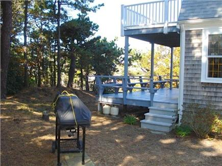 Eastham Cape Cod vacation rental - Multiple decks