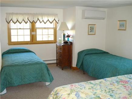 Eastham Cape Cod vacation rental - Bedroom with queen and two twins