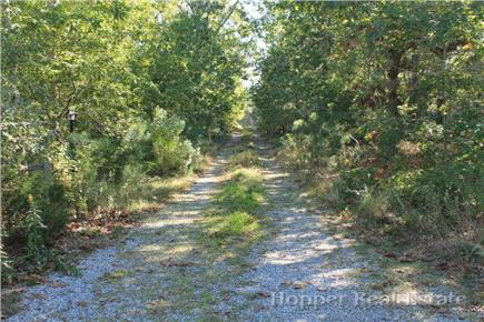 Eastham Cape Cod vacation rental - Set far off the road