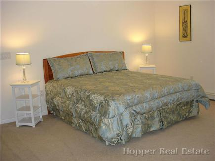 Eastham Cape Cod vacation rental - Master bedroom with wheelchair accessible bathroom