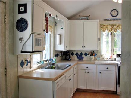 Wellfleet, Lt Island Cape Cod vacation rental - Updated kitchen