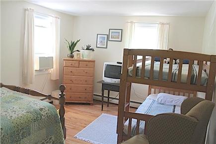 Eastham Cape Cod vacation rental - Second floor bedroom with double and two twins