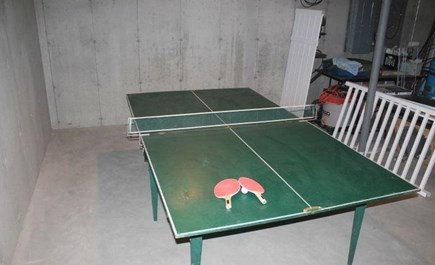 Eastham Cape Cod vacation rental - Ping pong in basement
