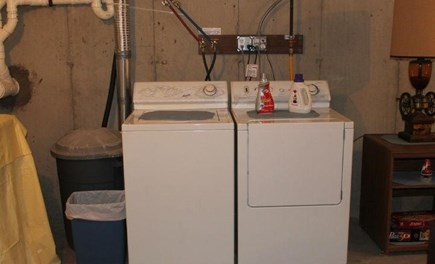 Eastham Cape Cod vacation rental - Washer and dryer