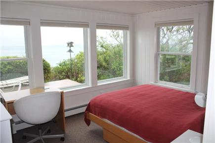 Eastham Cape Cod vacation rental - Queen bedroom with view
