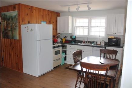 Eastham Cape Cod vacation rental - Kitchen / dining area