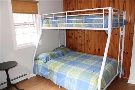 Eastham Cape Cod vacation rental - Bedroom with double / twin bunk bed