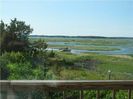 Eastham Cape Cod vacation rental - View of marsh and Cape Cod Bay