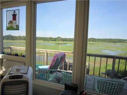 Eastham Cape Cod vacation rental - View of the marsh
