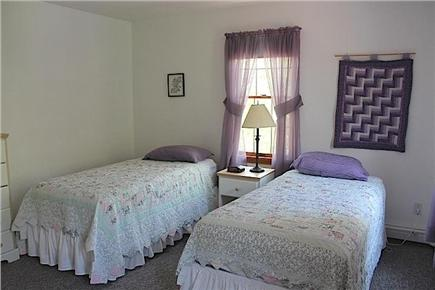 Eastham Cape Cod vacation rental - Other bedroom with two twins