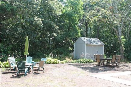 Eastham Cape Cod vacation rental - Large private yard