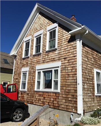 Provincetown Cape Cod vacation rental - This unit takes up the entire first floor and basment.