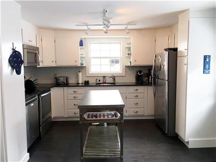 Provincetown Cape Cod vacation rental - Brand new kitchen appointed with stainless appliances.