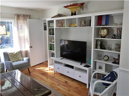 Provincetown Cape Cod vacation rental - Equipped with 50'' cable TV.