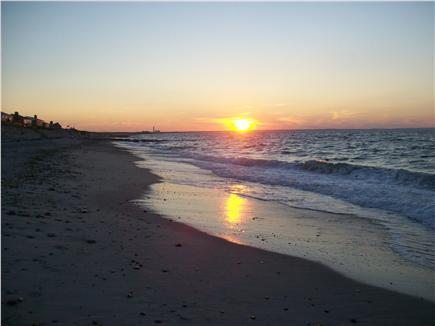 Sandwich Cape Cod vacation rental - The beach.
